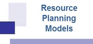 dms Resource Planning Models