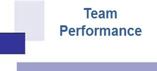 dms Team Performance